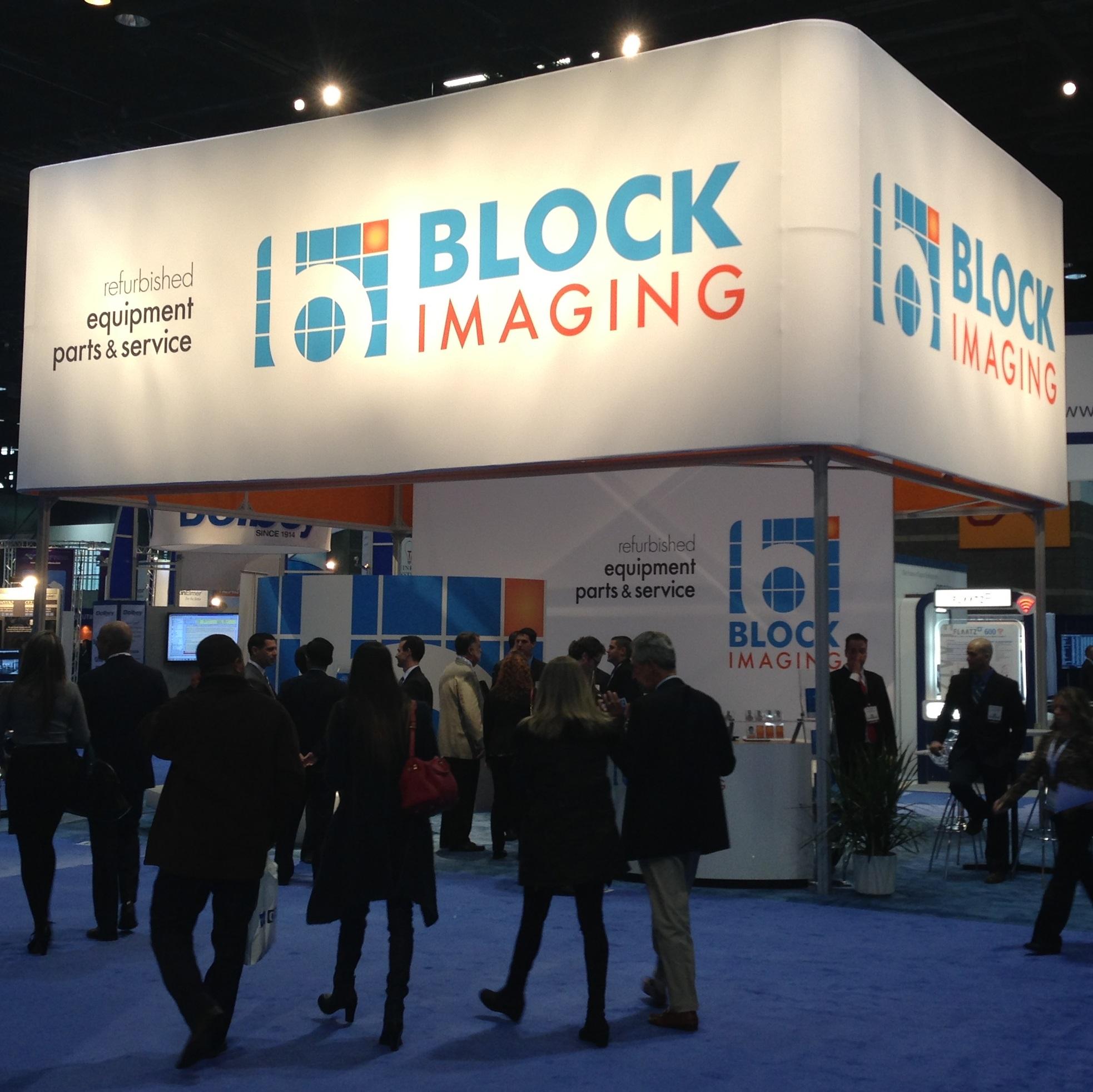 Block_Imaging_RSNA_2014_Booth_Exterior