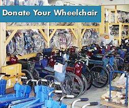 Wheelchair Donation 2