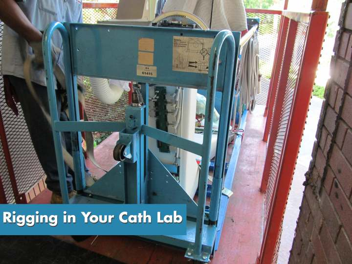 Cath Lab Rigging