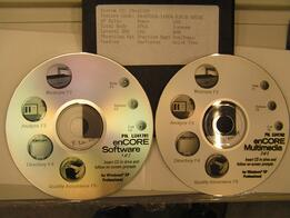 Prodigy Software Disks