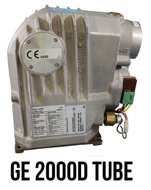 GE 2000D Mammography Tube