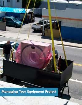 Imaging Equipment Project Management