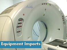 CT Scanner Imports