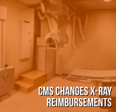 New X-Ray Reimbursement Rates