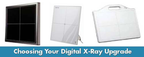Digital X Ray Upgrade Options