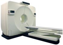 GE Advance NXI PET Scanner