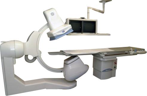 GE_Innova_4100_Interventional Radiology