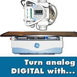Go digital x-ray with cr system