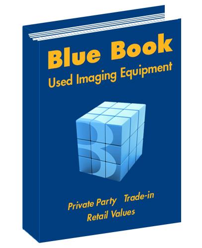 imaging equipment blue book