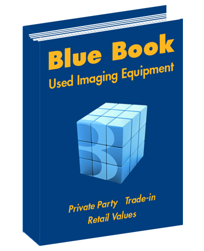 imaging equipment blue book