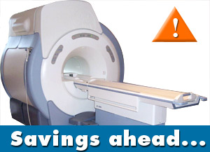 benefits of used mri machines