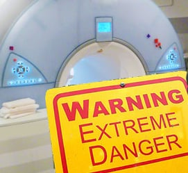 Used MRI Scam Warning Sign