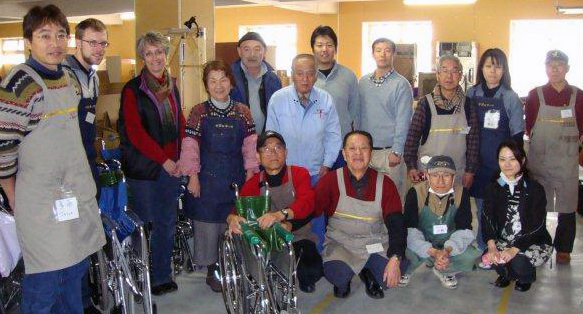 8 Ways to Help Wheelchairs of Hope