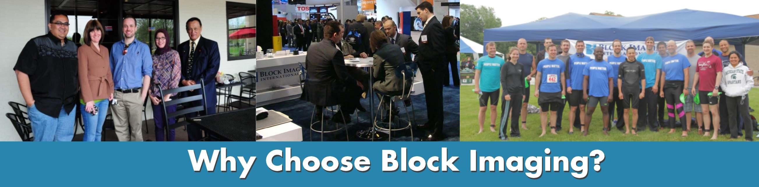 Why Choose Block