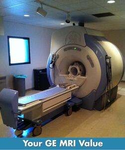 GE MRI Value