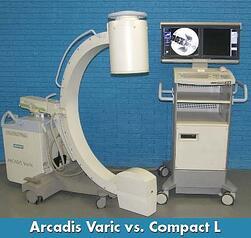 Arcadis Varic vs Compact L