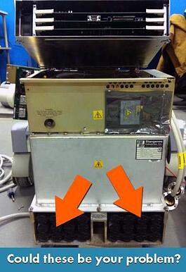C Arm Battery Problem