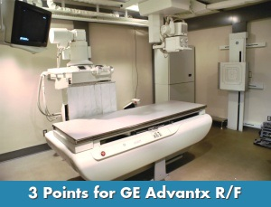 Refurbished GE Advantx