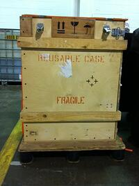 X Ray Tube Crate