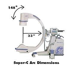 Super C Arc Dims