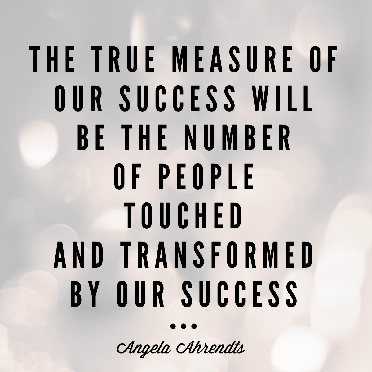 true-measure-of-success