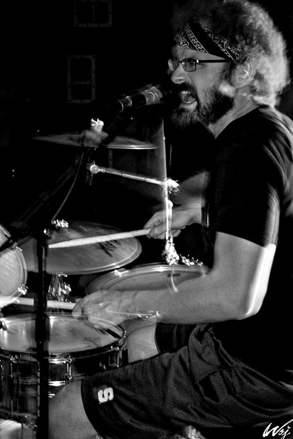 Jordan drumming