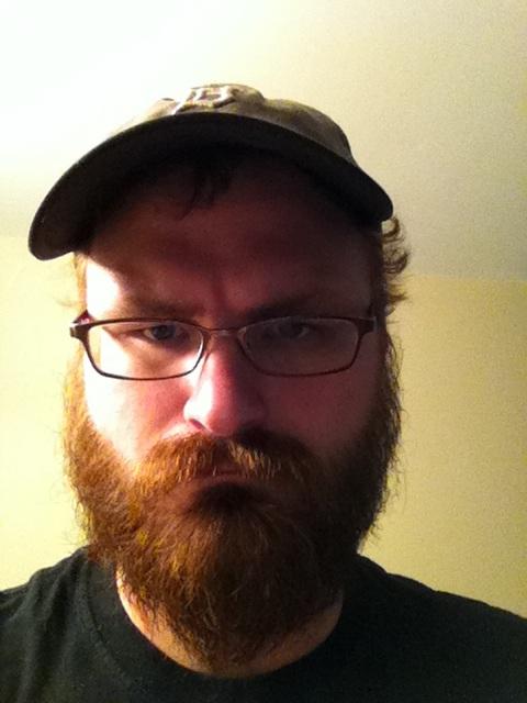Jordan's beard