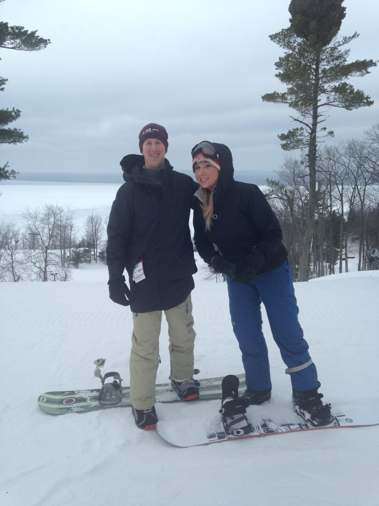 Matt Barnum Snowboard