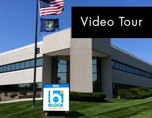 refurbished imaging equipment facility tour