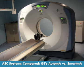Aec Systems For Ge Ct Scanners Automa Vs Smartma