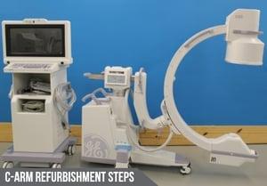 C-Arm Refurbishment Process