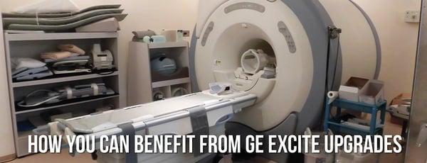 GE Excite Upgrades