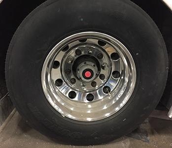 Mobile Refurb New Tires Wheels