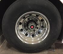 Mobile Refurb New Tires Wheels