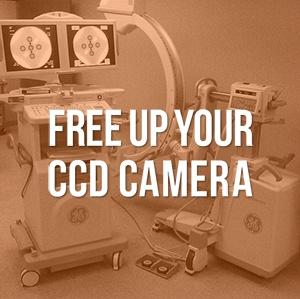 OEC 9900 CCD Camera Header