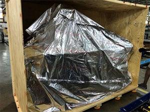 Ocean-Shipping-Medical-Equipment-Vapor-Bag