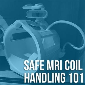 Proper MRI Coil Handling