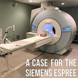 Reasons for Siemens Espree
