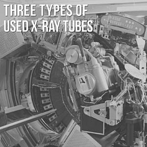 Reloaded vs reprocessed X-Ray Tubes