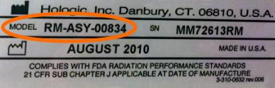 Selenia Detector Label.png