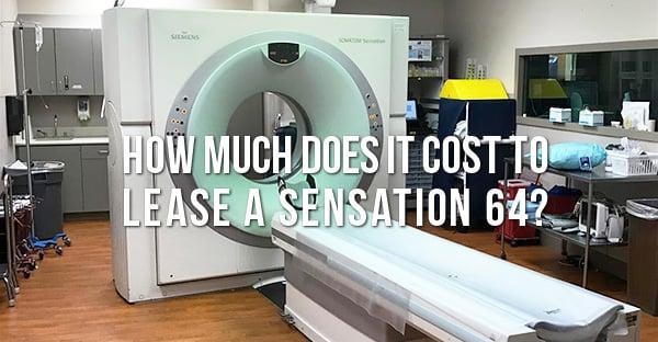 Sensation-64-lease-cost