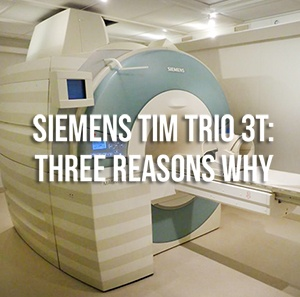 TIM Trio 3T Three Reasons