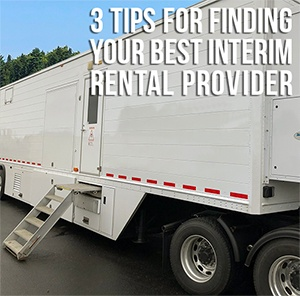 Rental Provider header