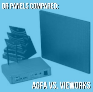 AGFA vs Vieworks