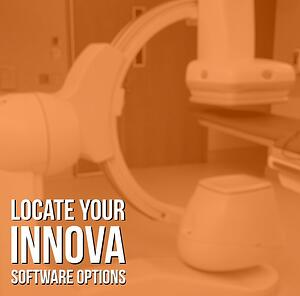 Locate your innova software options