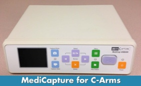 MediCapture for C-arms