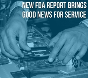 FDA Report on Medical Device Service