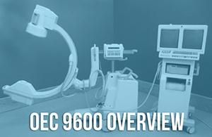 OEC 9600 Overview Header