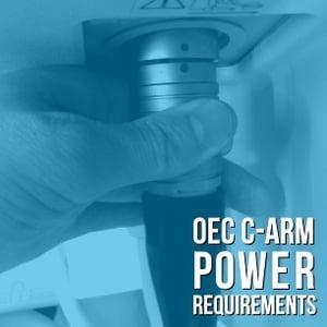 OEC C-Arm Power Requirements