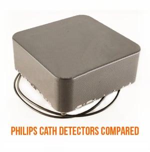 Philips Detector Comparison